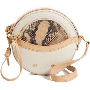 See by Chloé Rosy Mini Leather Crossbody Bag
